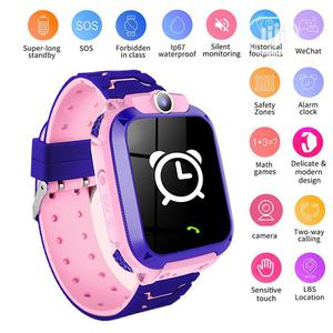 Water-Resistance Smart GPS Watch for Children   Babies & Kids Accessories for sale in Lagos State, Isolo