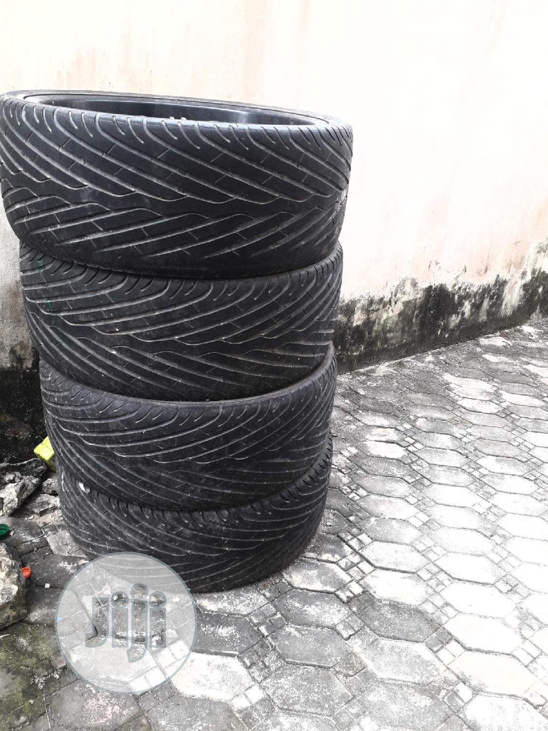 Archive: Tyre With Rim Alloy
