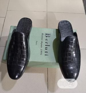 Berluti Paris Leather Half Shoes | Shoes for sale in Lagos State, Lagos Island (Eko)