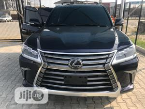 Lexus LX 2018 570 Two-Row Blue | Cars for sale in Lagos State, Lekki