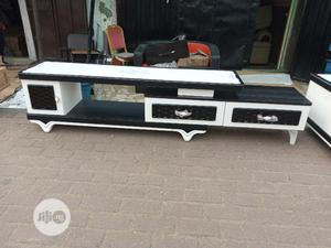 Adjustable TV Stand and Center Table | Furniture for sale in Rivers State, Port-Harcourt