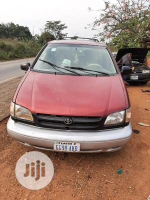 Toyota Sienna 1999 XLE Red | Cars for sale in Ondo State, Akure
