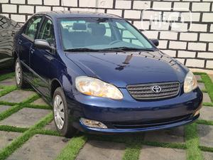 Toyota Corolla 2006 1.6 VVT-i Blue   Cars for sale in Lagos State, Ikeja