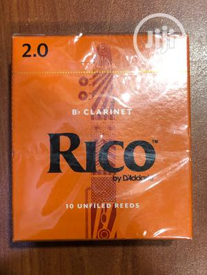 Rico Reed for Saxophone by 10   Musical Instruments & Gear for sale in Lagos State, Ojo