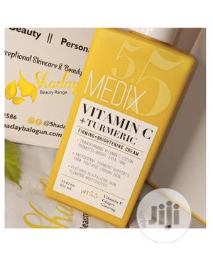 Medix 5.5 Vitamin C + Turmeric Cream | Skin Care for sale in Lagos State, Ojo