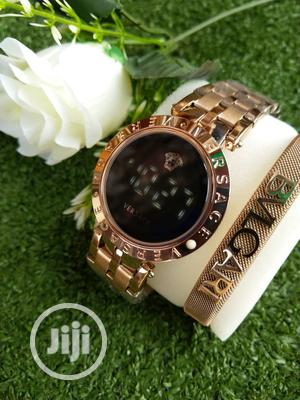 Versace Fashion Wrist Watch and Bracelet | Watches for sale in Lagos State, Gbagada