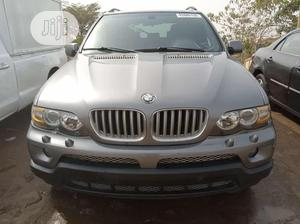 BMW X5 2004 Gray | Cars for sale in Abuja (FCT) State, Gwarinpa