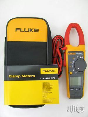 Fluke 375 True-rms AC/DC Clamp Meter | Measuring & Layout Tools for sale in Lagos State, Apapa