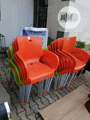 Quality Strong Plastic Chairs | Furniture for sale in Abuja (FCT) State, Central Business District