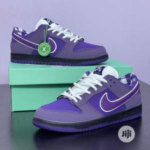 "Original Nike SB Dunk Low Pro ""Purple Lobster"" | Shoes for sale in Lagos State, Lagos Island (Eko)"