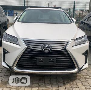 Lexus RX 2019 350L Luxury FWD White | Cars for sale in Lagos State, Amuwo-Odofin