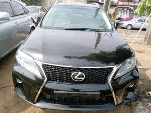 Lexus RX 2013 350 F SPORT AWD Black | Cars for sale in Lagos State, Apapa