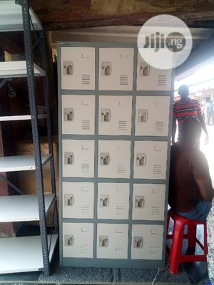 Quality Metal Cabinet | Furniture for sale in Abuja (FCT) State, Central Business District