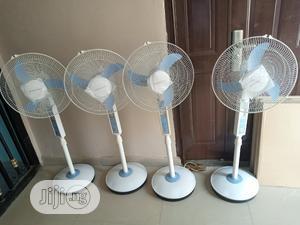 Solar Rechargeable Fan | Solar Energy for sale in Oyo State, Ibadan