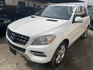 Mercedes-Benz M Class 2014 White | Cars for sale in Lagos State, Surulere