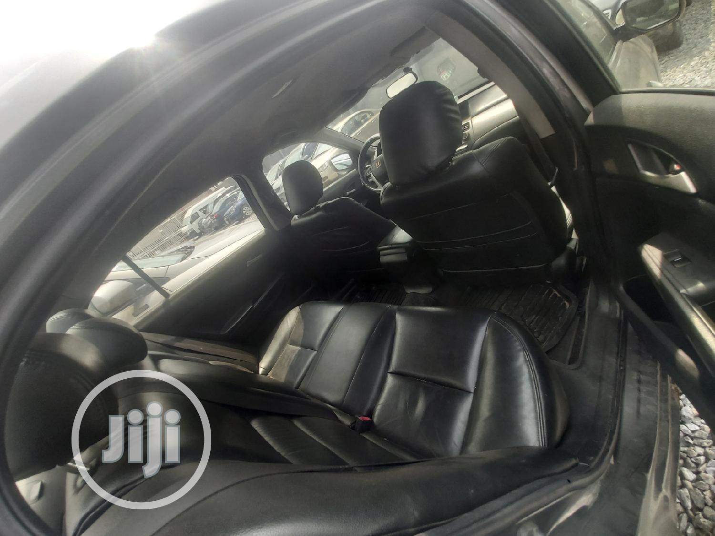 Archive: Honda Accord 2009 2.4 EX-L Gray