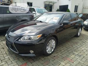 Lexus ES 2015 350 FWD Black | Cars for sale in Lagos State, Magodo