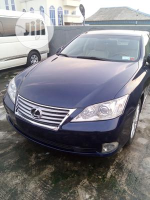 Lexus ES 2012 350 Blue   Cars for sale in Lagos State, Ikeja
