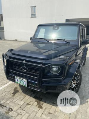 Mercedes-Benz G-Class 2019 Base G 550 AWD Blue | Cars for sale in Lagos State, Lekki