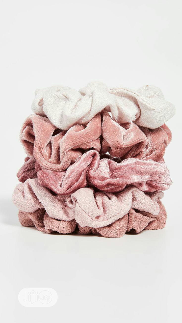Archive: Velvet Scrunchies