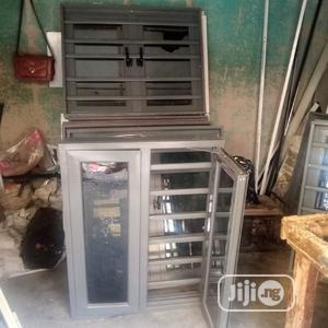 Grey Casment Windows | Windows for sale in Lagos State, Agege
