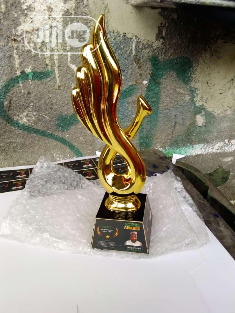 Awards Plaques And Tags   Arts & Crafts for sale in Central Business District, Abuja (FCT) State, Nigeria