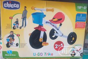 Chicco 2in1 Tricycle | Toys for sale in Lagos State, Ikoyi