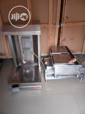 Shawarma Machine and Toaster Grill With 1 Year Warranty | Restaurant & Catering Equipment for sale in Lagos State, Ojo