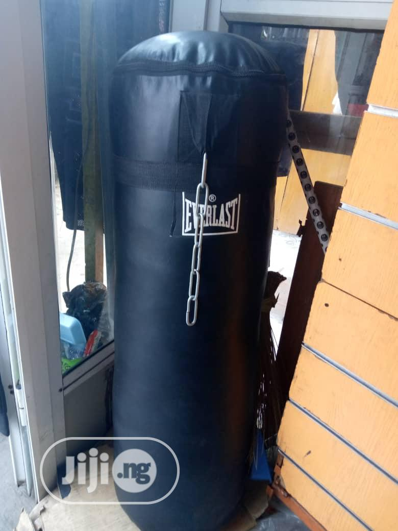 Archive: Punching Bag