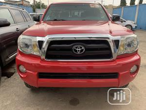 Toyota Tacoma 2006 Red | Cars for sale in Lagos State, Ikeja