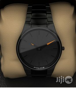 Men's Police Horizon Watch - Black | Watches for sale in Lagos State, Ikeja
