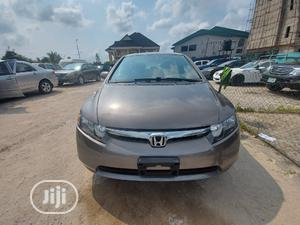 Honda Civic 2008 1.8i VTEC Automatic Gray | Cars for sale in Rivers State, Port-Harcourt
