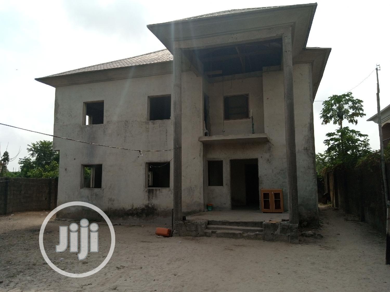 7bedroom Duplex Carcass at Bogije Ibeju Lekki LGA Lagos