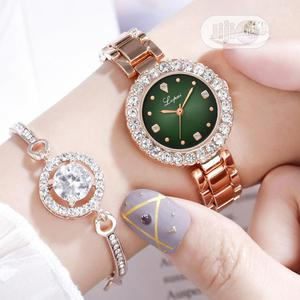 Female Wristwatch With Bangle | Watches for sale in Lagos State, Kosofe