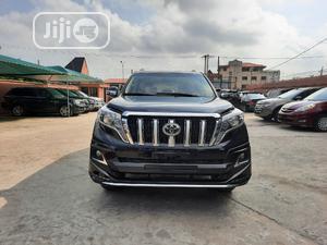 Toyota Land Cruiser Prado 2015 Black | Cars for sale in Lagos State, Amuwo-Odofin