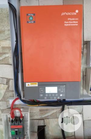 Phocos 5kw/48v Any-Grid Hybrid GERMAN Inverter   Solar Energy for sale in Lagos State, Yaba