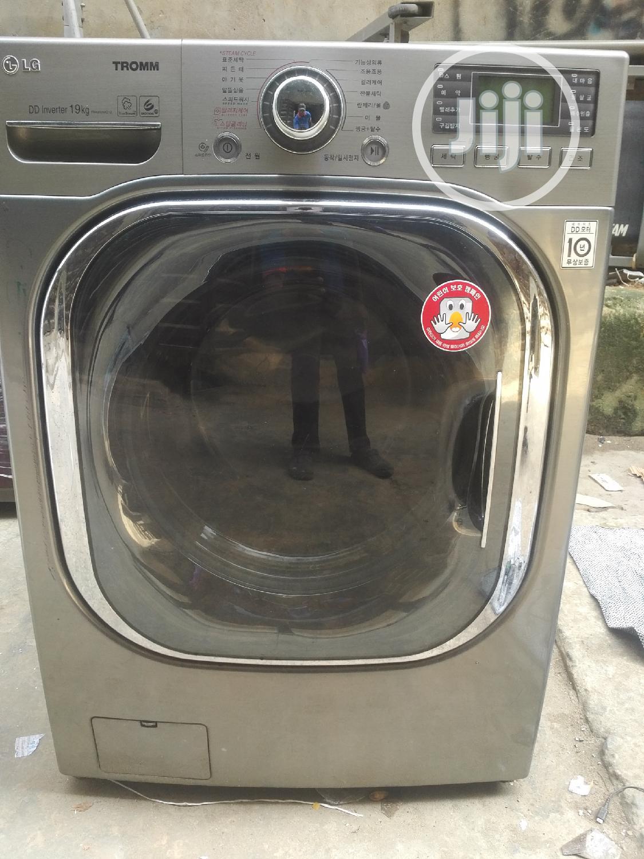 19kg LG Washing Machine