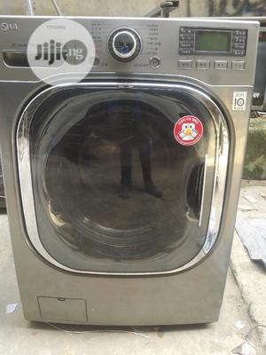 19kg LG Washing Machine   Home Appliances for sale in Lagos State, Alimosho