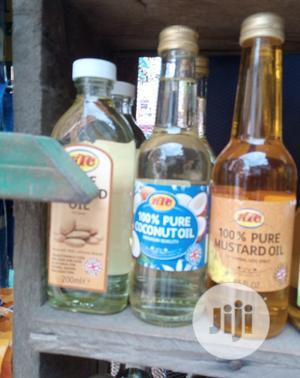 Ktc Almond Oil, Coconut Oil ,Mustard Oil | Meals & Drinks for sale in Lagos State, Surulere