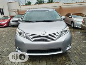 Toyota Sienna 2012 LE 7 Passenger Silver | Cars for sale in Lagos State, Magodo