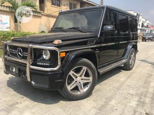 Mercedes-Benz G-Class 2011 Base G 55 AMG 4x4 Black | Cars for sale in Lagos State, Lekki