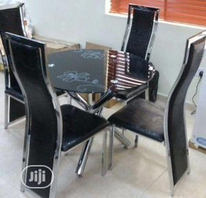 Glass Dinning Table | Furniture for sale in Lagos State, Ikeja