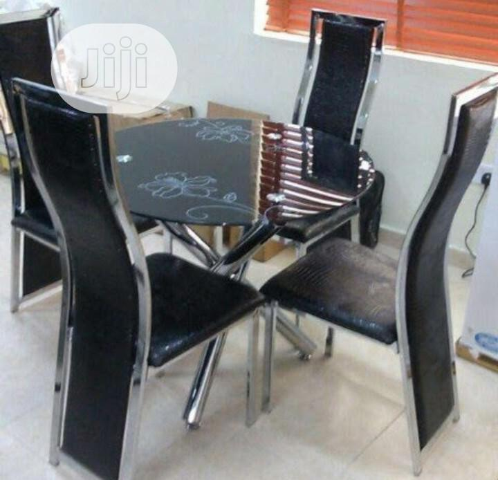 Archive: Glass Dinning Table