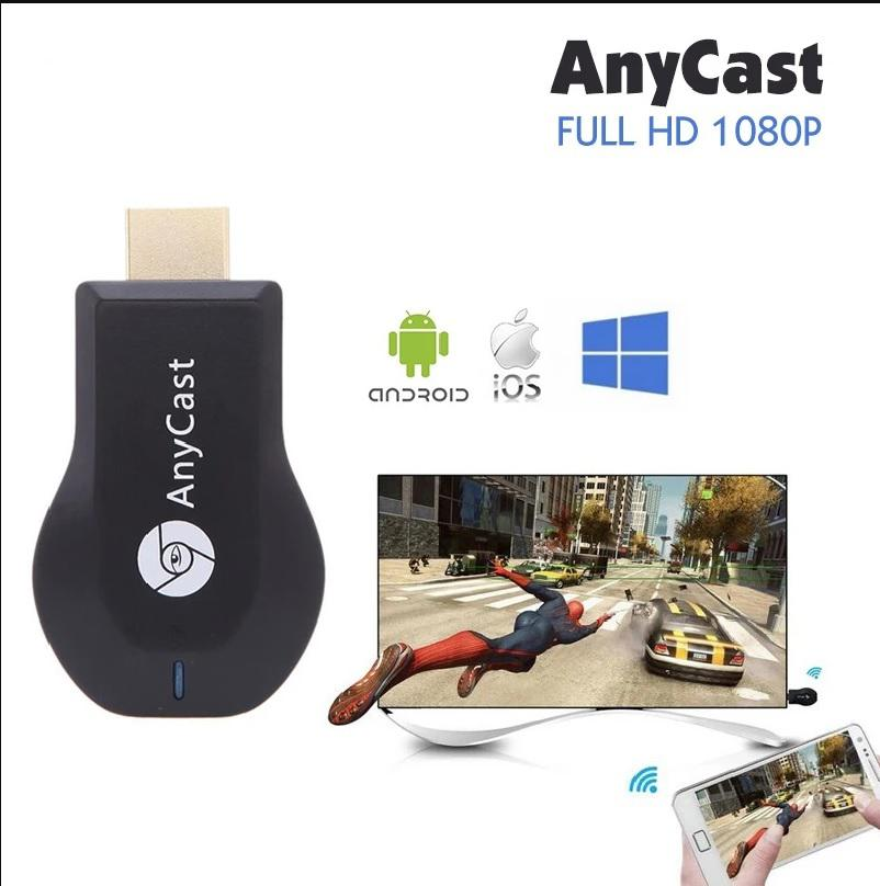 Archive: Anycast Wireless Wifi 1080P HDMI Displays TV Dongle Receiver
