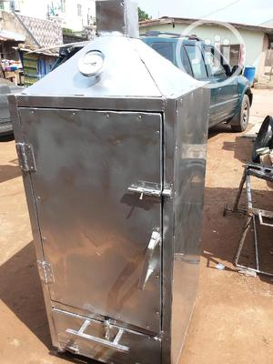 100kg Smoking Kin for Fish, Snacks Etc.   Farm Machinery & Equipment for sale in Lagos State, Alimosho