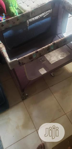 Foldable Baby Cot   Children's Furniture for sale in Lagos State, Lagos Island (Eko)