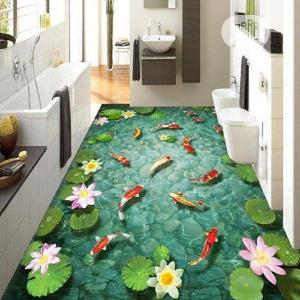 3D Epoxy Flooring And Marble And PVC Wallpapers. | Building & Trades Services for sale in Lagos State, Lekki