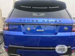 Land Rover Range Rover Sport 2018 SE Blue | Cars for sale in Lagos State, Ajah