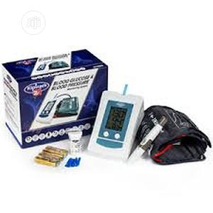 Kip Track 2-in-1 Blood Glucose And Blood Pressure Monitor | Medical Supplies & Equipment for sale in Lagos State, Alimosho