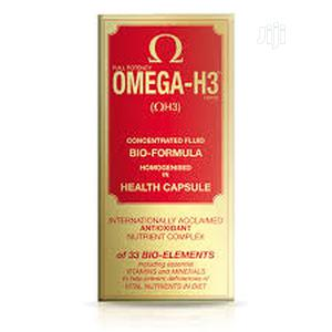 Omega H3 Capsule | Vitamins & Supplements for sale in Lagos State, Alimosho